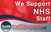 Beauty discount voucher, discount code hair NHS