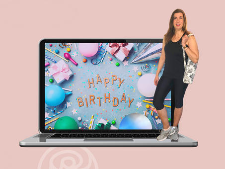 Host a Virtual Workout Birthday Party!