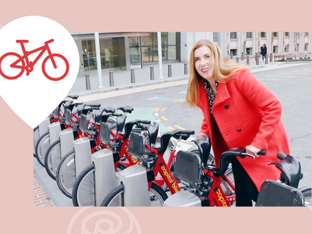 Bike Share: Healthy Tech Right Outside Your Door