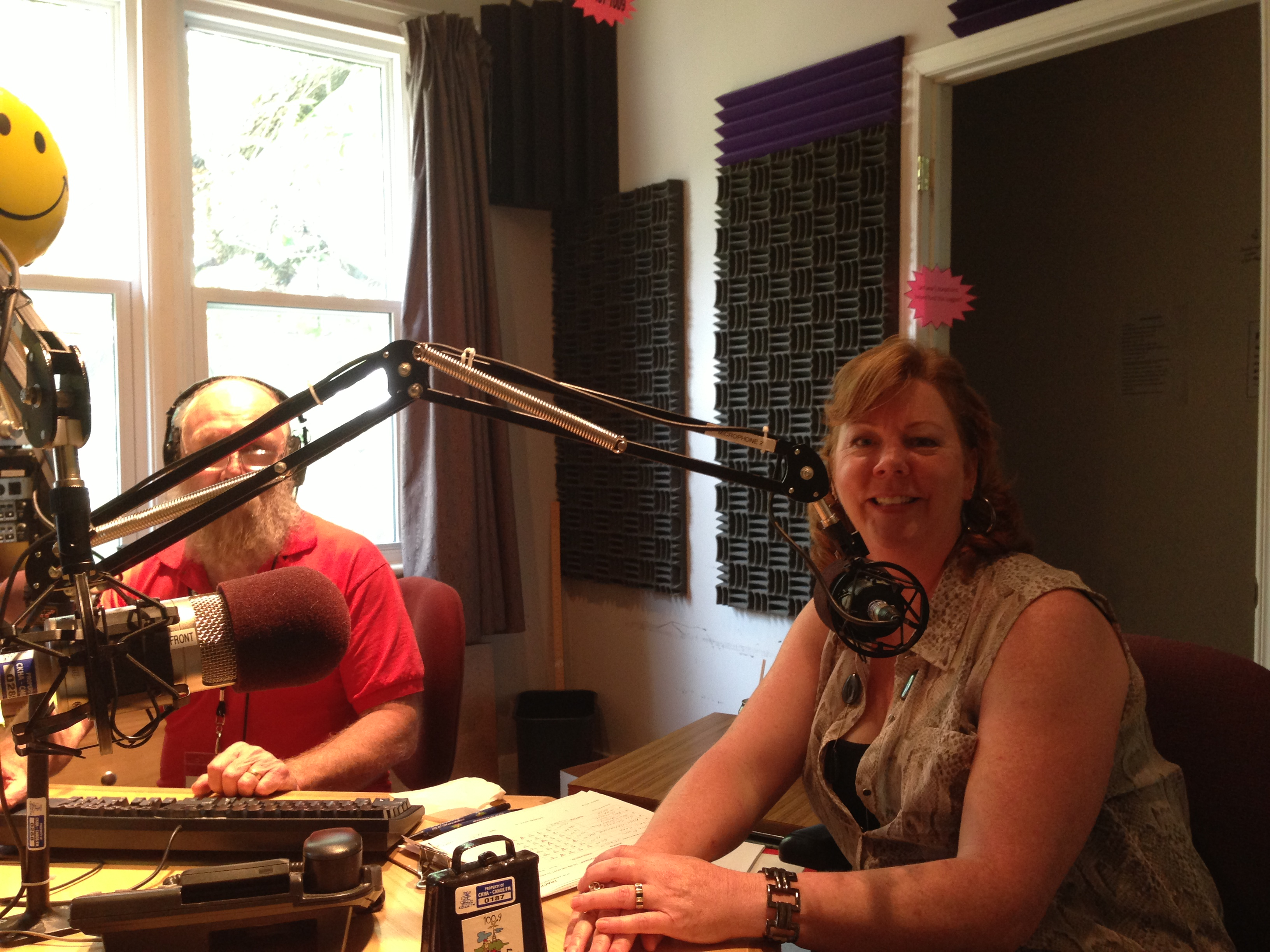 On the Air at Canoe FM