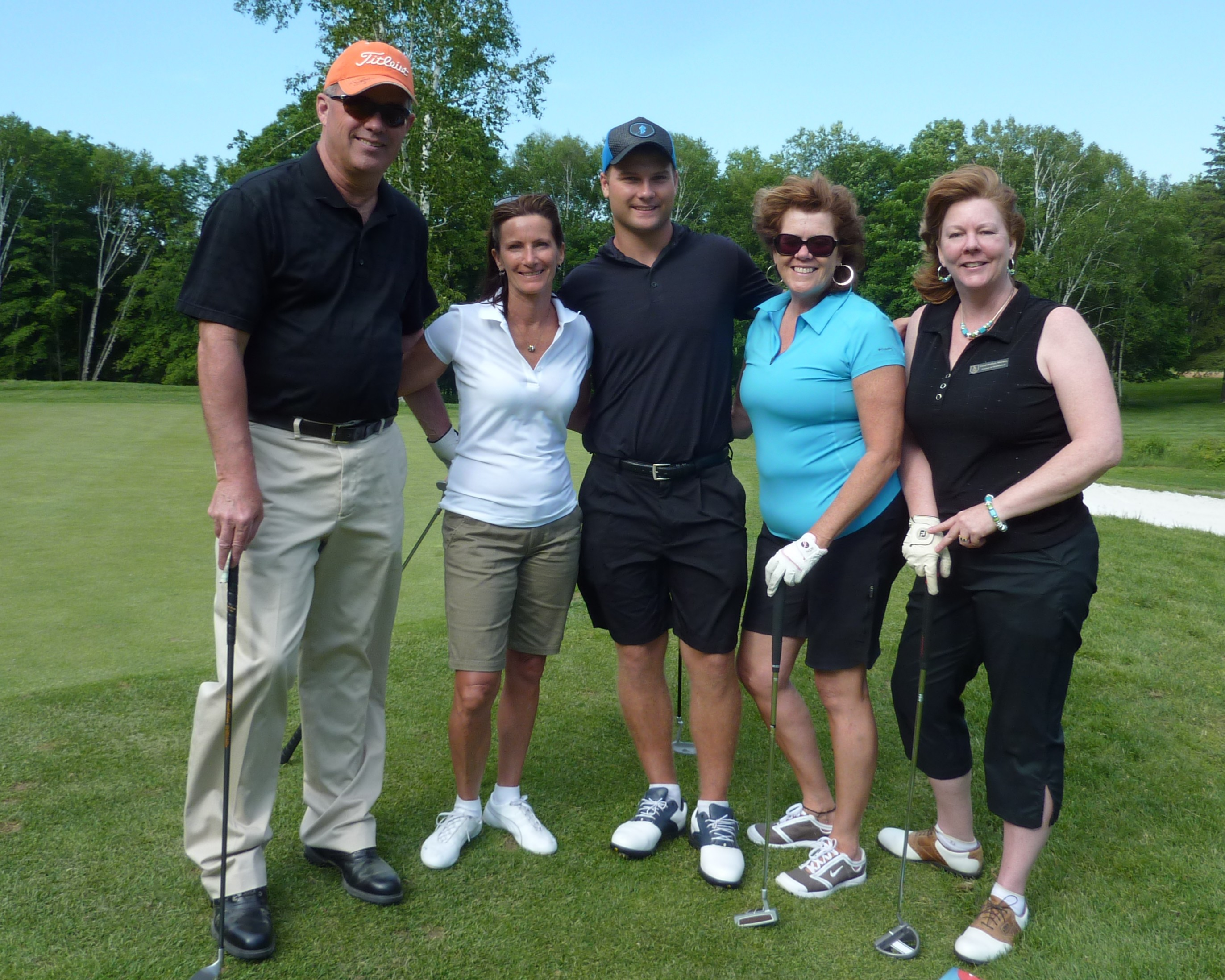 2013 Flood Relief Golf Tournament