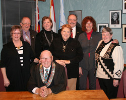 2010 County Council