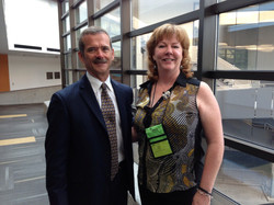 2013 with Chris Hadfield