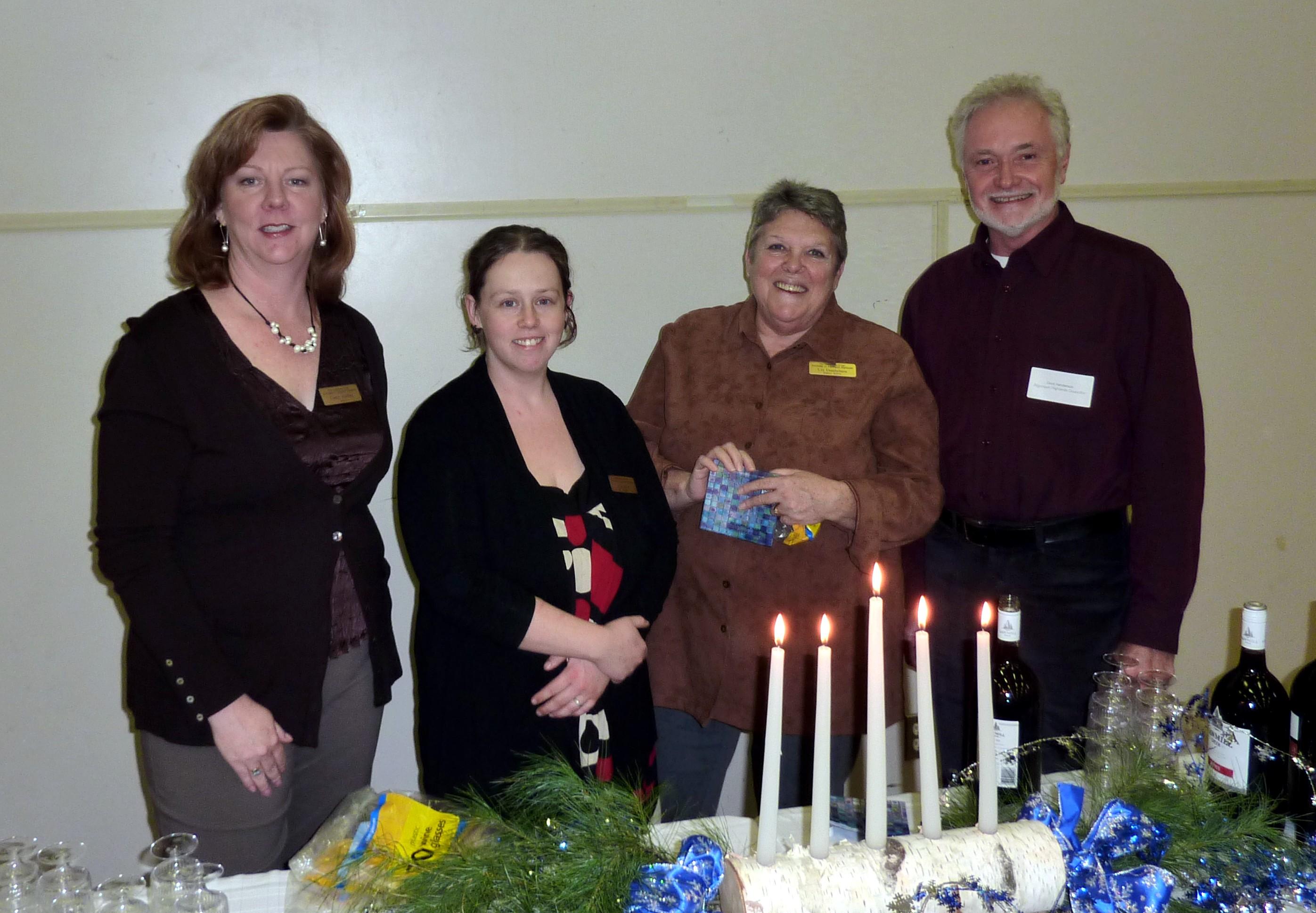 2012 Volunteer Luncheon