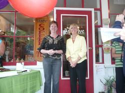 2007 Art Hive opening