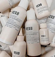 no bad hair days with our VERB DRY SHAMP