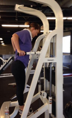 Assisted Tricep Dip (machine)