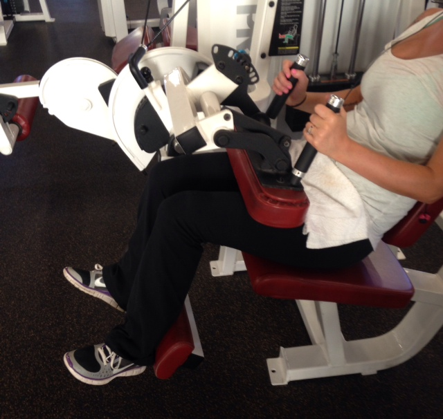 Hamstring Curl (Machine)