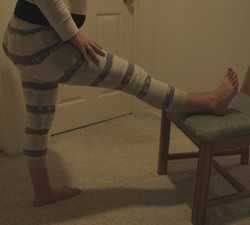 Standing Hamstring Stretch