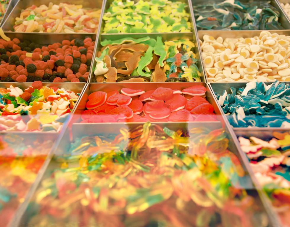 Colori e dolci