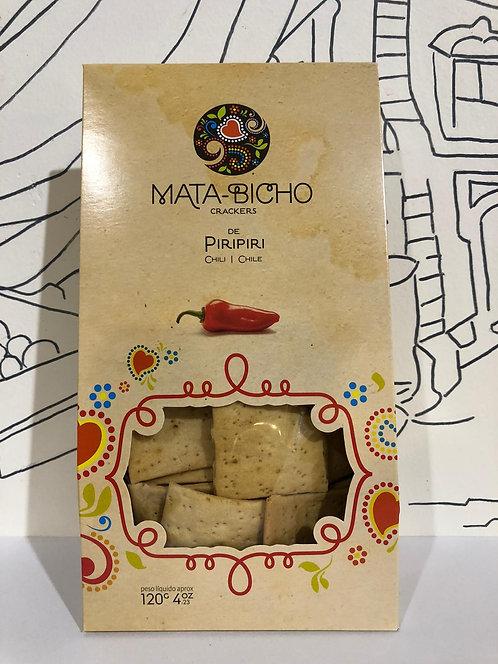 Mata Bicho crackers - Piri piri