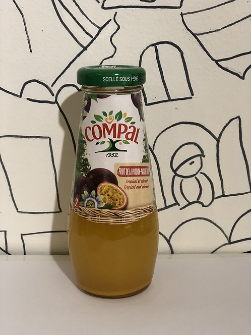 Compal -Passion fruit juice