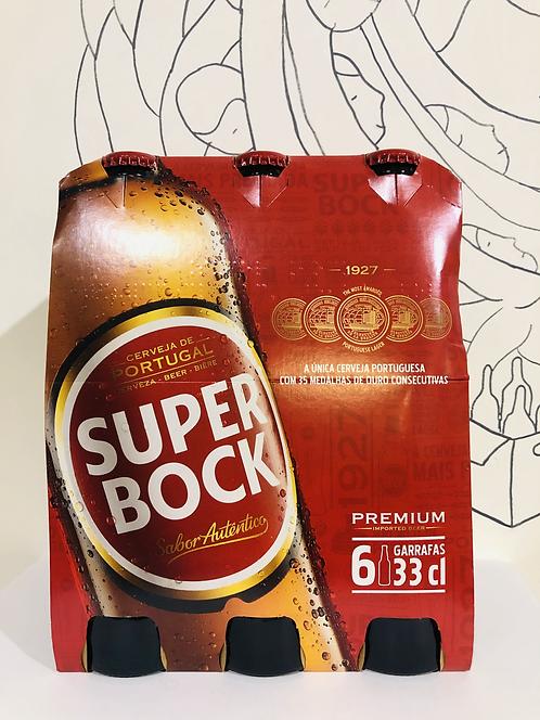 Super Bock - 6 pack