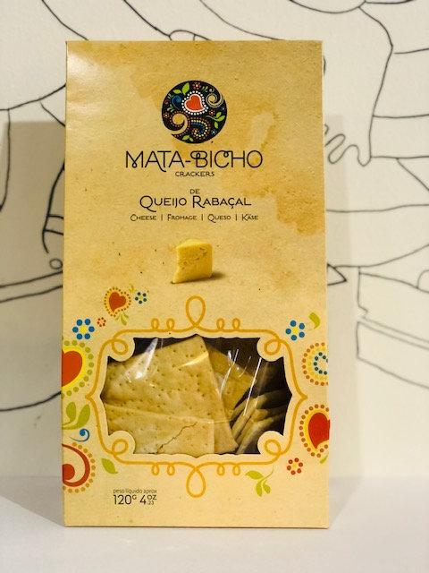 Mata Bicho crackers - Cheese