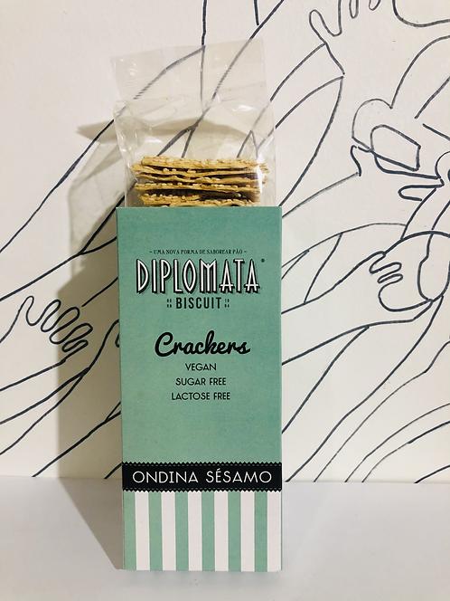 Diplomata Crackers - Sesame seeds