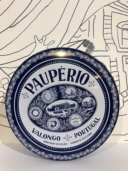 Pauperio - Biscuit selection