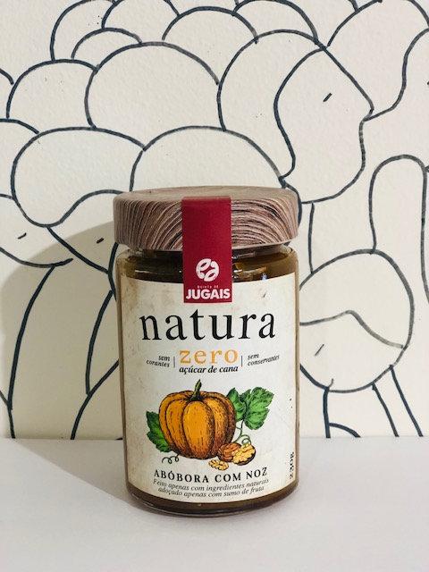 Natura Pumpkin jam - Zero Sugar