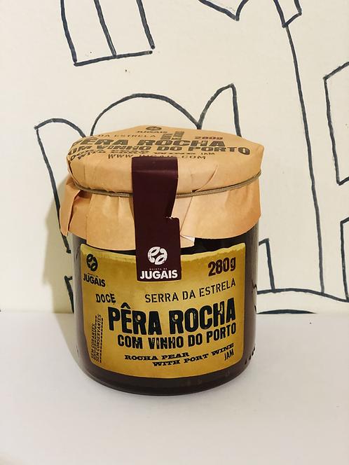 Jugais - Rocha pear with Port wine