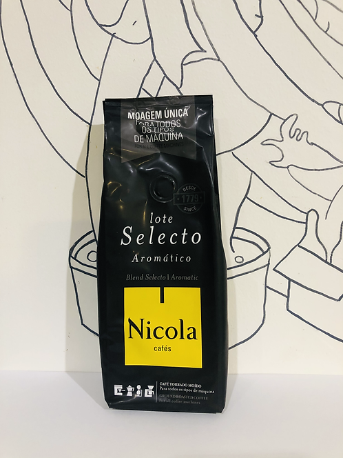 Nicola coffee grinded - Aromatica