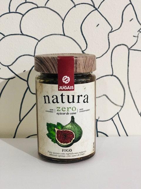 Natura Fig jam -Zero Sugar