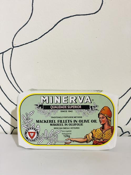 Mackerel in Olive oil