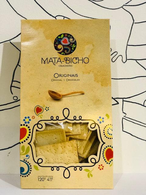 Mata Bicho crackers - Natural