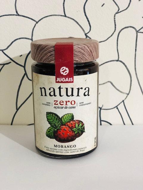 Natura Strawberry jam -  Zero Sugar