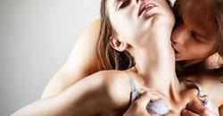 普段触れられない性感帯