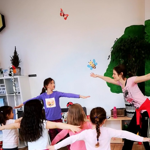 Kids Dance Fun