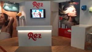 Rez AG  New Trade Fair stand concept 2018