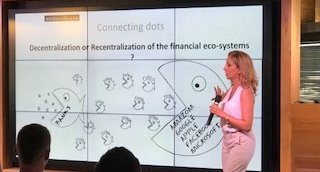 Twists and Turns In the Decentralization of the Financial Eco-Systems- D10e Conference TLV, 6.2017