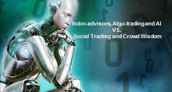 Who would you invest your money with -Robots or Humans?