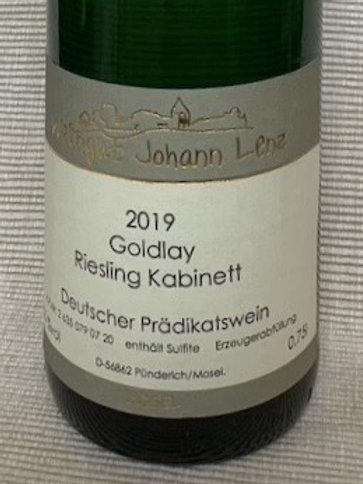 2019 Goldlay Riesling Kabinett
