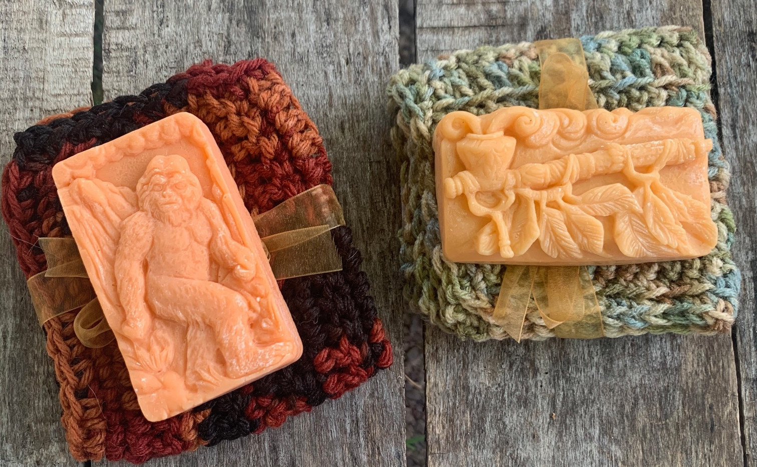 bigfoot goat milk soap