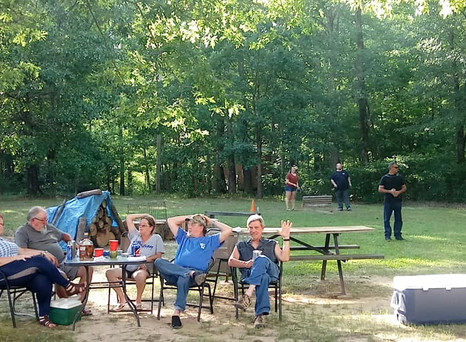 Campground @ Gibby n Dall's