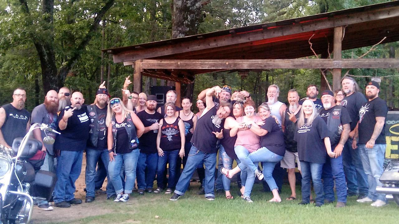 gibbys biker camp