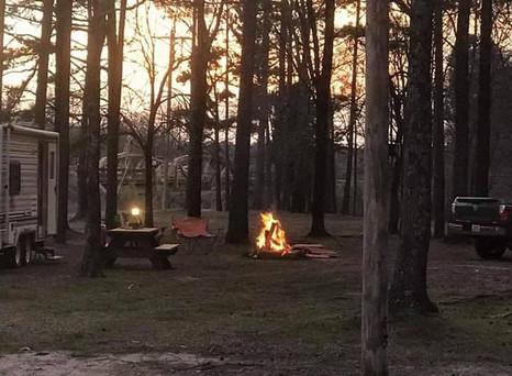 Beautiful Campground @ Gibby's Biker Camp & Dall's Jalapeno Garden