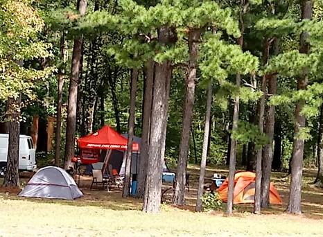 Gibby's Biker Camp in Big Cedar, OK