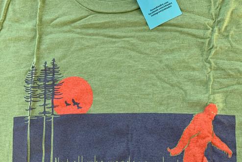 Bigfoot Shirts