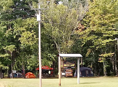 Gibby's Biker Camp & Dall's Jalapeno Garden Campgrounds