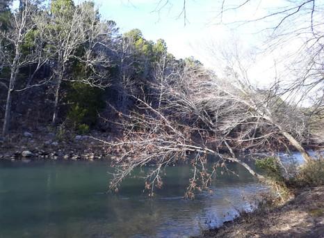 Kiamichi River @ Gibby's Biker Camp