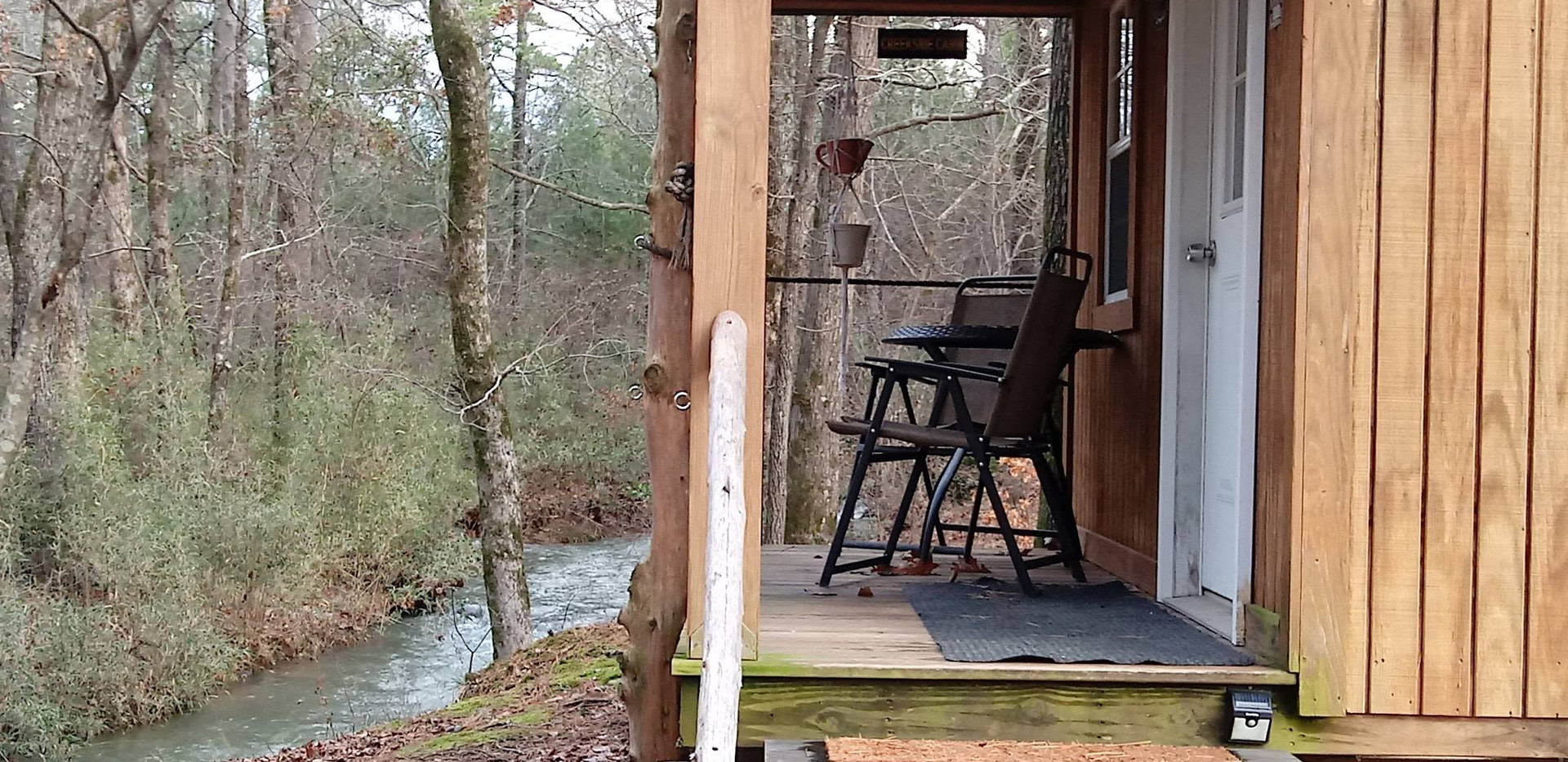 Creekside Cabin Rentals @ Gibby n Dall's