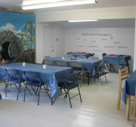 Christ's Food Center, Inc. Big Cedar, OK