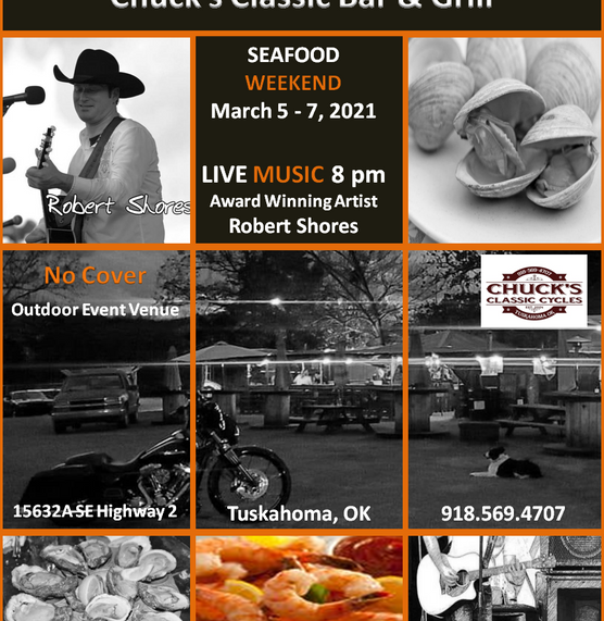 chucks seafood and live band flier.png