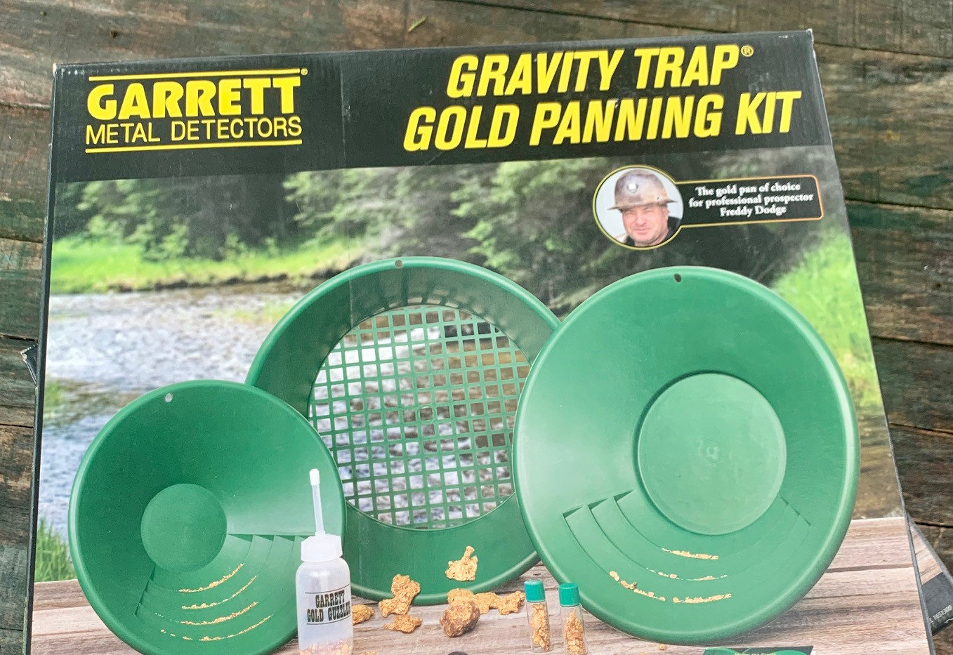 gold panning in oklahoma