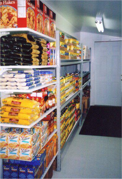 Christ's Food Center, Inc. Pantry