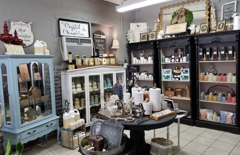 Coffee & Gift Shop Talihina, Ok