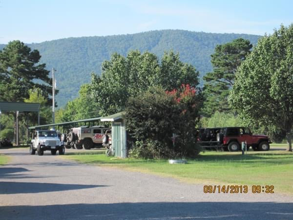 talimena scenic byway big cedar rv park and cabins