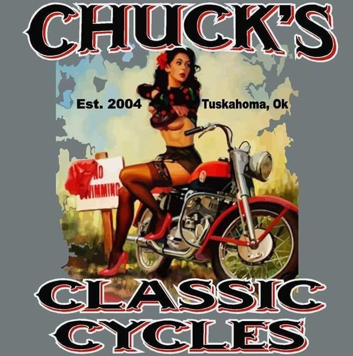 chucks classic cycles