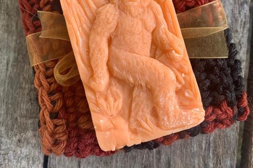 bigfoot goat milk soap